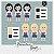 Kit Digital Clipart - Patrulha de Patinhas - Ryder Meninas Colors - Imagem 1