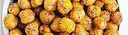 Snack de grão de bico torrado a granel - Imagem 1