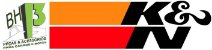 Kit Limpeza Filtro De Ar K&n Recharger K N 99-5050 995050 - Imagem 7
