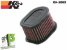 Filtro de Ar Esportivo K&N Kawasaki Z800 Z750 750 Z 800 KA-1003 - Imagem 3