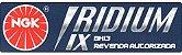 Vela Ngk Iridium BR9EIX (dt200/200r/carro Turbo) (unidade) - Imagem 4