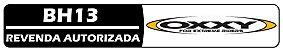 Reforço Placa BMW GS 650 800 1200 Anti Quebra OXXY Inox - Imagem 5