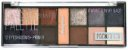 Paleta Atacado de Sombra Pocket Classic By Nature Ruby Rose Kit com 03 unidades - Imagem 1