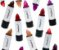 Batom Matte da Ruby Rose HB 8516 Kit contendo 03 batom cores sortidas    - Imagem 1