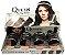 Po compacto facial Queen cores escuras Atacado - Imagem 1