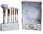Kit Pincel Macrilan Perfection Profissionais ED400 contendo 6 pinceis - Imagem 2
