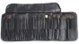Kit Pincel Beauty Majestic Line Pro contendo estojo com 24 pinceis profissionais da Master Beauty   - Imagem 1
