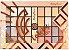 Paleta de Sombras Catchy Eyes Ruby Rose HB 9979 - Imagem 3