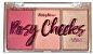 Paleta de Blush Rosy Cheeks Ruby Rose HB 6111-2 - Imagem 1