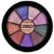 Paleta Mini Candy de Sombras Ruby Rose  - Imagem 1