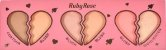 Paleta Face Kit Heart Ruby Rose HB 7520 - Imagem 3
