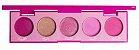 Paleta quartzo rosa de sombra Coleçao Stones Playboy  - Imagem 1