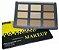 Paleta Facial 9 Cores Ruby Rose Atacado Kit com 03 peças - Imagem 1