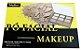 Paleta Facial 9 Cores Ruby Rose Atacado Kit com 03 peças - Imagem 3