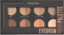 Paleta De Sobrancelha Eyebrown Up Ruby Rose - Imagem 1
