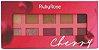 Paleta de Sombra Metálica Cherry Ruby Rose - Imagem 1