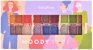 Paleta de Sombras Moody Ruby Rose - Imagem 1