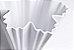 Vaso de Porcelana Branco Gelo 26cm - Imagem 4