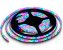 Fita de LED 3528 RGB IP65 300 LEDS 24 WATTS 12V 5 Metros - Imagem 1