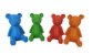 conjunto Cofre Ursinho Teddy de Cerâmica - Imagem 1