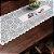 Trilho Valência Branco Utensílios 40cmX150cm Interlar - 161268 - Imagem 1