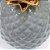 Abacaxi Cinza e Rose Gold em Cerâmica - Mart 09091 - Imagem 3