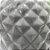 Abacaxi Cinza e Rose Gold em Cerâmica - Mart 09091 - Imagem 2
