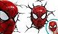 Mini Luminária Homem Aranha 3D - Imagem 4