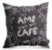 Almofada te amo mais que café - Imagem 1