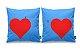 Jogo de Almofadas Tudo Por amor - Imagem 1
