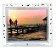 Porta Retrato de Vidro Astros - Imagem 1