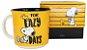 Caneca Snoopy amarela - Imagem 2