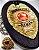 Distintivo Bombeiro Civil Couro Folheado A Ouro Brinde Bótom - Imagem 2