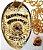 Distintivo Agente De Segurança Privada Folheado A Ouro Brinde Bótom - Imagem 2