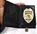Distintivo Porta Funcional Agente Segurança Privada Brinde Bótom - Imagem 3