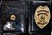 Distintivo Porta Funcional Agente Segurança Privada Brinde Bótom - Imagem 2