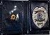 Distintivo Porta Funcional Agente Segurança Brinde Bótom - Imagem 3