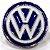 Pim Bótom Broche Pin Volkswagen Folheado À Prata De Qualidade - Imagem 1