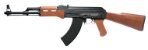 RIFLE AIRSOFT G&G - RK 47 - IMITATION WOOD - Imagem 2