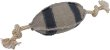 Brinquedo Corda azul/cinza PT-33 - Imagem 1