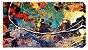 Quadro Decorativo Poster Abstrato Buraco em Canvas - Imagem 2