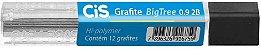 Grafite 0,9mm 2b CIS BigTree 12 Grafites - Imagem 1