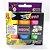 Tinta de Tecido Art Teen Neon Acrilex - 6 Cores - Imagem 1