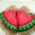 Massa Para Biscuit Vermelho Acrilex 90g - Imagem 3