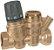 Regulador Termostático Simples 116 de Circuitos de Recirculação para Água Quente de Consumo CALEFFI - Imagem 1