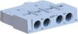Bloco de COntato Frontal ACBF-11 Disjuntor Motor Weg - Imagem 1