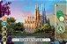 7 Wonders Duel Carta Promocional Sagrada Familia - Imagem 1