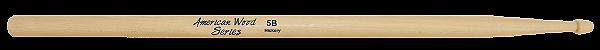 Baqueta American Hickory Liverpool 5B HY 5BM - Imagem 1
