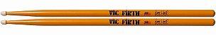 Baqueta Vic Firth Signature Dave Weckl Evolution Padrão 5A - Imagem 1