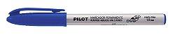 CANETA P/CD PERMANENTE 1.0 AZ C/01 PILOT - Imagem 1